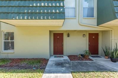 1799 N Highland Avenue UNIT 41, Clearwater, FL 33755 - #: U8034277