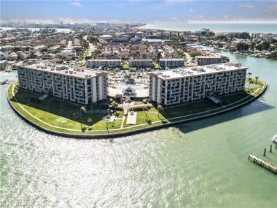 1 Key Capri UNIT 210W, Treasure Island, FL 33706 - MLS#: U8034694
