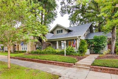 1703 W Jetton Avenue, Tampa, FL 33606 - MLS#: U8034883