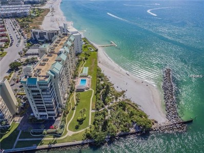 7100 Sunset Way UNIT 809, St Pete Beach, FL 33706 - #: U8034943