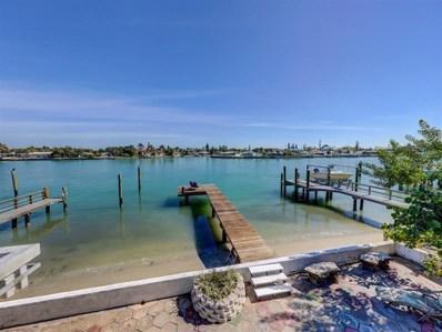 8121 Bayshore Drive, Treasure Island, FL 33706 - MLS#: U8035216