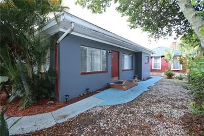 724 7TH Street N, St Petersburg, FL 33701 - MLS#: U8035367