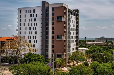 199 Dali Boulevard UNIT 705, St Petersburg, FL 33701 - MLS#: U8035642