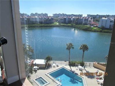7400 Sun Island Drive S UNIT 606, South Pasadena, FL 33707 - MLS#: U8035923