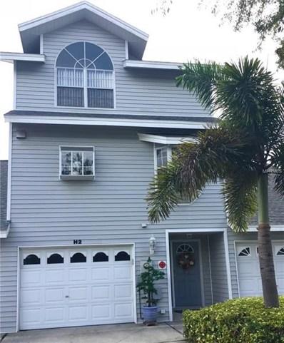 11722 Currie Lane UNIT H2, Largo, FL 33774 - MLS#: U8036009