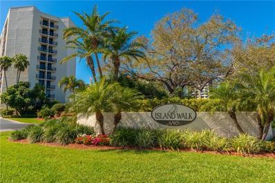 690 Island Way UNIT 407, Clearwater, FL 33767 - MLS#: U8036093