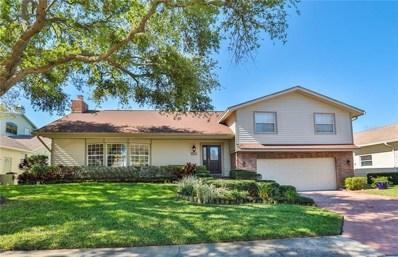 8152 Bayhaven Drive, Seminole, FL 33776 - #: U8036329
