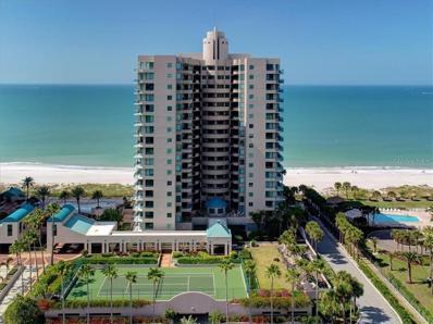 1520 Gulf Boulevard UNIT 801, Clearwater Beach, FL 33767 - #: U8036644