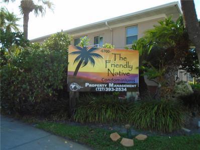 6700 Sunset Way UNIT 602, St Pete Beach, FL 33706 - MLS#: U8037394