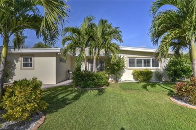 238 176TH Terrace Drive E, Redington Shores, FL 33708 - #: U8037772