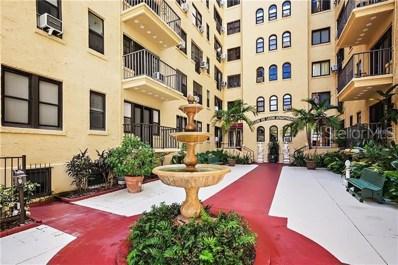 130 4TH Avenue N UNIT 402, St Petersburg, FL 33701 - MLS#: U8038004
