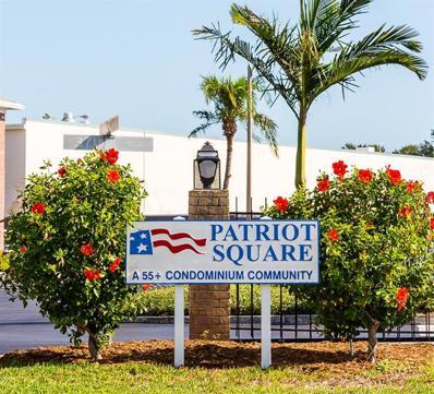 3810 37TH Street S UNIT 64, St Petersburg, FL 33711 - MLS#: U8038030