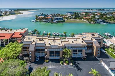 936 Pinellas Bayway S UNIT T-9, Tierra Verde, FL 33715 - MLS#: U8038202