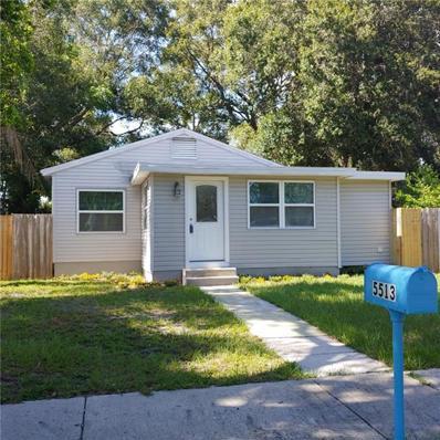 5513 Newton Avenue S, Gulfport, FL 33707 - MLS#: U8039143