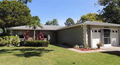 6401 Cedarbrook Drive S, Pinellas Park, FL 33782 - #: U8039416