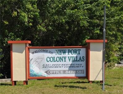 5024 Canner Street, New Port Richey, FL 34652 - MLS#: U8039577