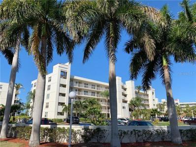 6021 Bahia Del Mar Circle UNIT 434, St Petersburg, FL 33715 - MLS#: U8040231