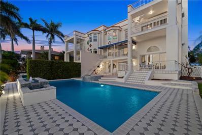 870 Pinellas Bayway S, Tierra Verde, FL 33715 - MLS#: U8040477