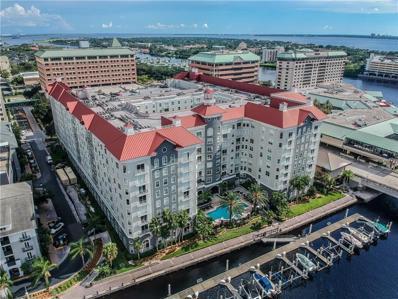 700 S Harbour Island Boulevard UNIT 306, Tampa, FL 33602 - MLS#: U8040655