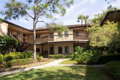 2693 Sabal Springs Circle UNIT 101, Clearwater, FL 33761 - MLS#: U8040936