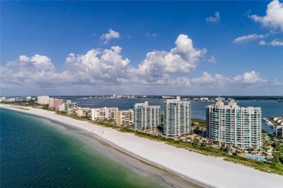 1540 Gulf Boulevard UNIT 1201, Clearwater, FL 33767 - #: U8041077