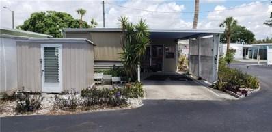 800 Chesapeake Drive UNIT 61, Tarpon Springs, FL 34689 - MLS#: U8041727