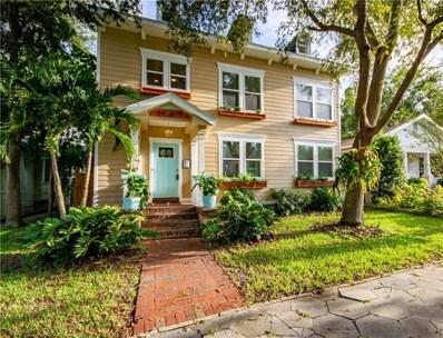 140 13TH Avenue NE, St Petersburg, FL 33701 - MLS#: U8042405
