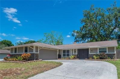 556 Hammock Drive, Palm Harbor, FL 34683 - MLS#: U8043790