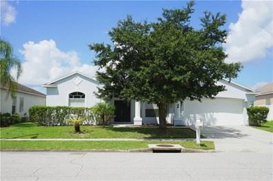 1707 Tangledvine Drive, Wesley Chapel, FL 33543 - MLS#: U8043913