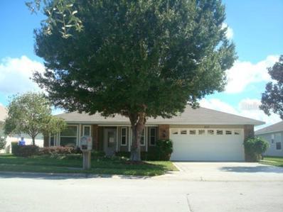 1637 Lake Villa Drive, Tavares, FL 32778 - #: U8044674