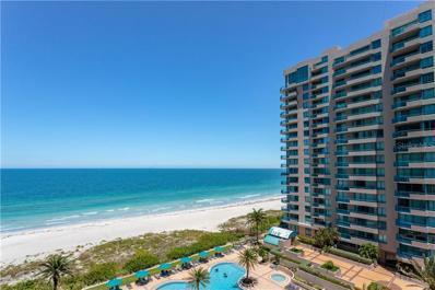 1540 Gulf Boulevard UNIT 807, Clearwater, FL 33767 - #: U8045056