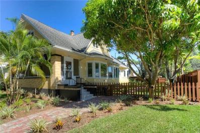 525 11TH Avenue NE, St Petersburg, FL 33701 - MLS#: U8045389