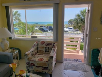 7797 W Gulf Blvd Avenue UNIT A, Treasure Island, FL 33706 - MLS#: U8046119