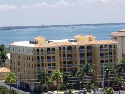 5353 Gulf Boulevard UNIT A202, St Pete Beach, FL 33706 - MLS#: U8047162