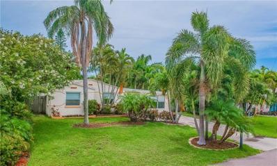 16104 Redington Drive, Redington Beach, FL 33708 - #: U8048805