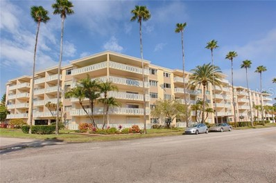 1200 N Shore Drive NE UNIT 510, St Petersburg, FL 33701 - MLS#: U8049953