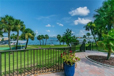 100 Bluff View Drive UNIT 310A, Belleair Bluffs, FL 33770 - MLS#: U8050785