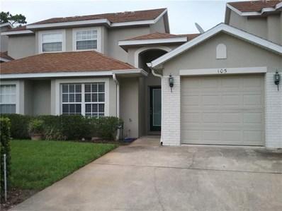 105 Lake Emma Cove Drive, Lake Mary, FL 32746 - #: U8051998