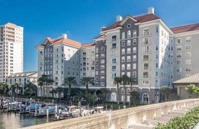 700 S Harbour Island Boulevard UNIT 104, Tampa, FL 33602 - MLS#: U8053473