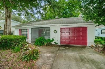 11608 Cocowood Drive, New Port Richey, FL 34654 - MLS#: U8054355