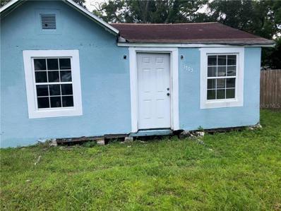 1703 W Flora Street, Tampa, FL 33604 - #: U8055612