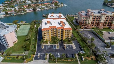 5353 Gulf Boulevard UNIT A402, St Pete Beach, FL 33706 - MLS#: U8060025