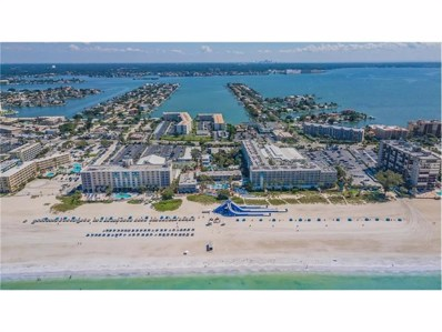 5500 Gulf Boulevard UNIT 7242, St Pete Beach, FL 33706 - MLS#: U8060298