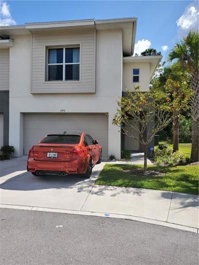 6410 Sanctuary Creek Lane, Tampa, FL 33625 - #: U8061397