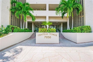 7050 Sunset Drive S UNIT 1607, South Pasadena, FL 33707 - #: U8062098