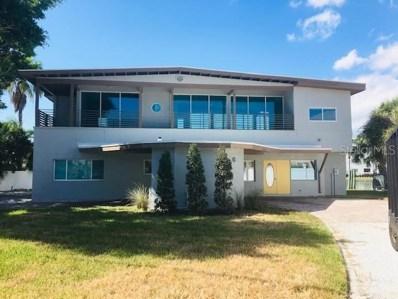 207 55TH Avenue, St Pete Beach, FL 33706 - MLS#: U8062461