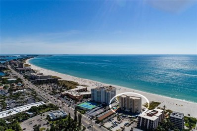 5000 Gulf Boulevard UNIT 501, St Pete Beach, FL 33706 - #: U8062488