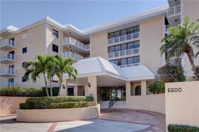 6600 Sunset Way UNIT 514, St Pete Beach, FL 33706 - MLS#: U8063380