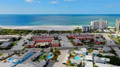 6800 Sunset Way UNIT 805, St Pete Beach, FL 33706 - MLS#: U8063928