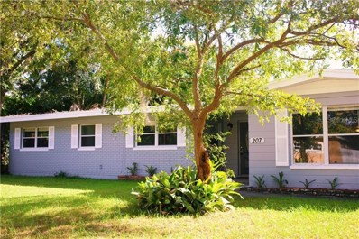 207 Druid Hills Road, Temple Terrace, FL 33617 - MLS#: U8065156